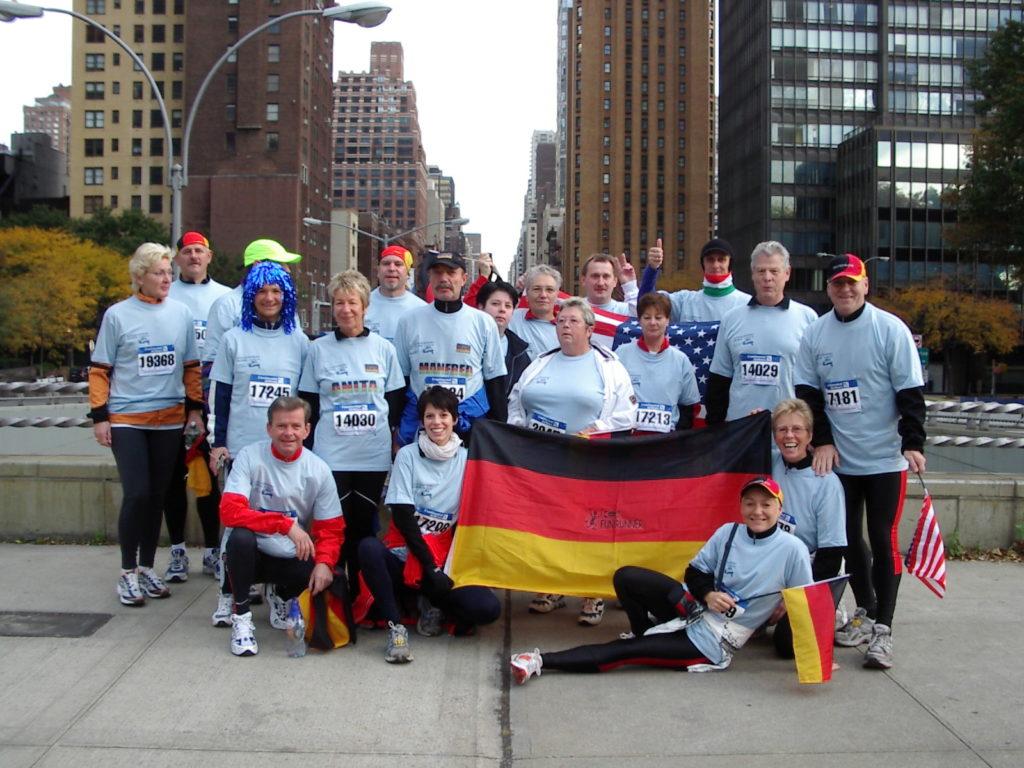 14 Fun Runner in New York