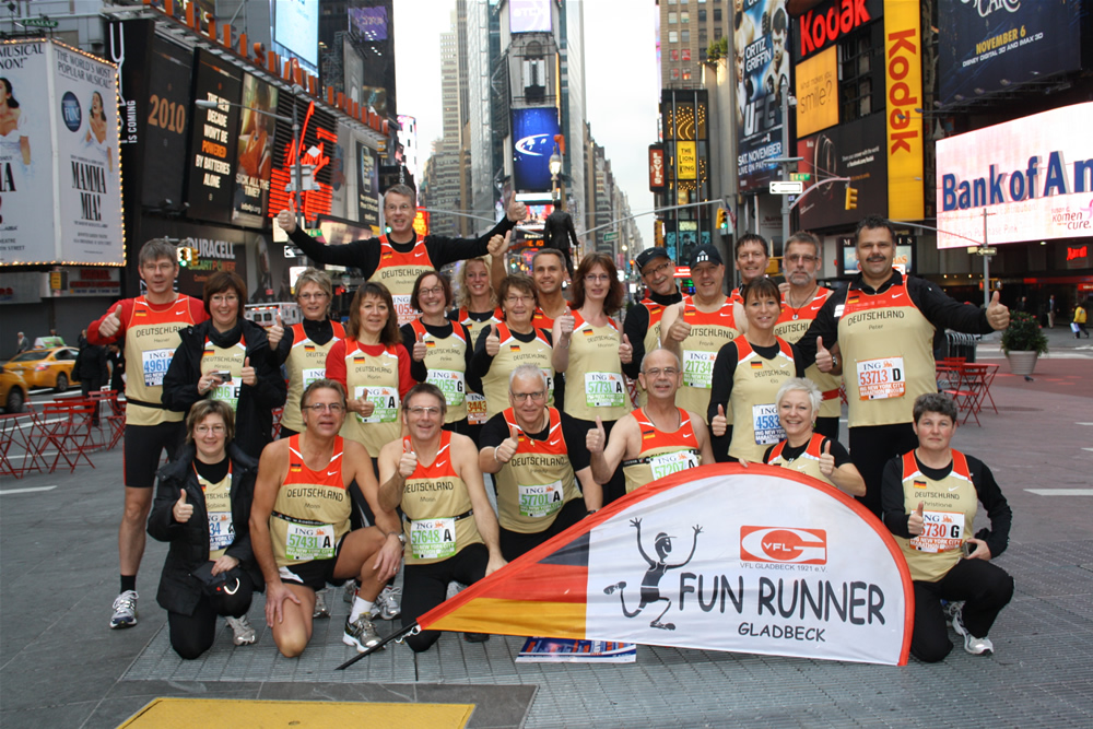 New York City-Marathon